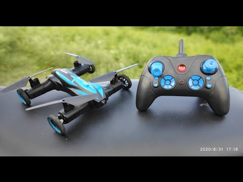 BEST RC DRONE | New Drone 6 Axis Gyro 2.4G 6CH RC Quadcopter | Lh-X21 Quadcopter Drone