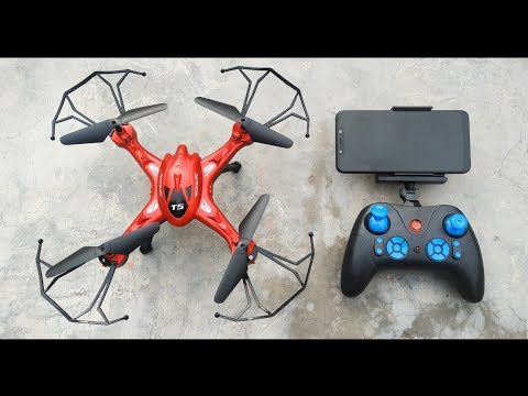 Best HD Camera Drone | 6-Axis Gyro Drone Altitude WIFI FPV transmission | HD Camera Quadcopter