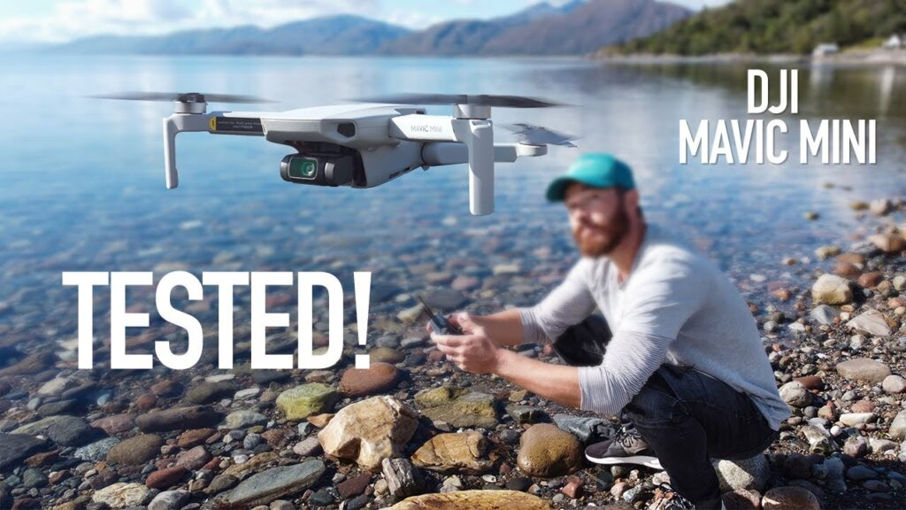 DJI MAVIC MINI – BEST Drone for the PRICE! (2.7K Footage)
