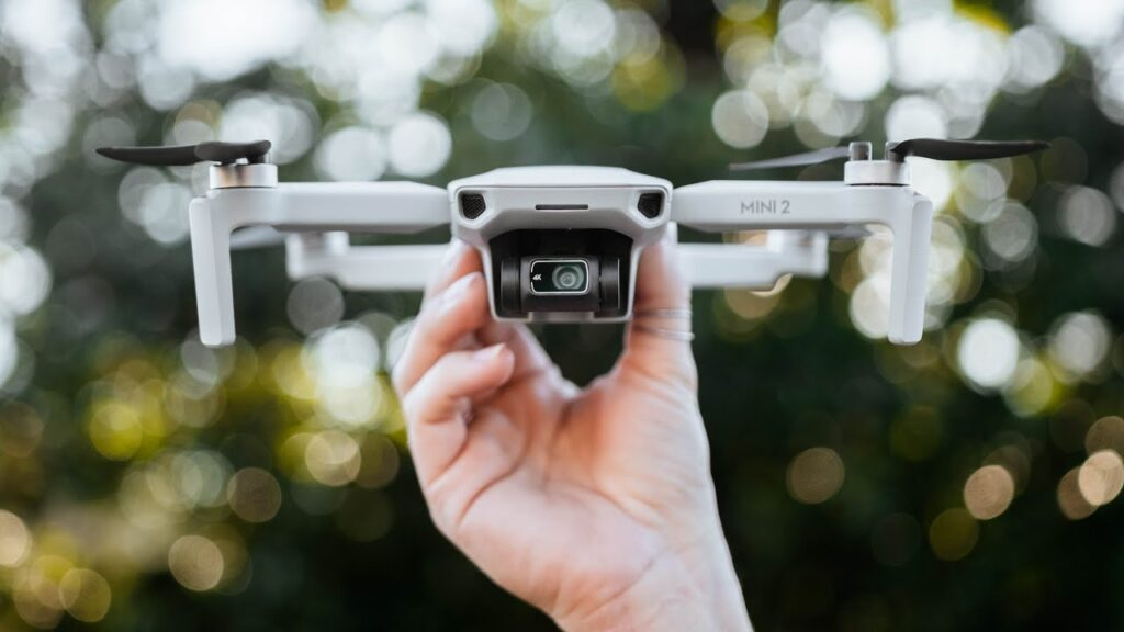 DJI MINI 2 DRONE IS HERE // 4K Test Footage, Photos, New Features!