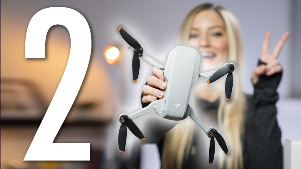 DJI Mini 2 4K Drone – It's what we've been waiting for!