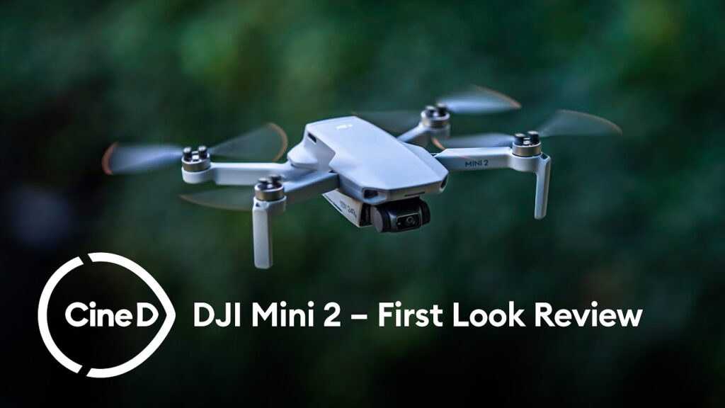 DJI Mini 2 Drone First Look Review – 4K Video, OcuSync 2.0, Same Ultra-Light Body