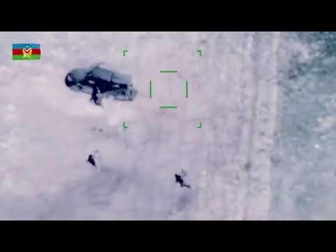 Drone Footage of Armenia and Azerbaijan Conflict – Nagorno Karabakh – Drone Bayraktar – قره باغ