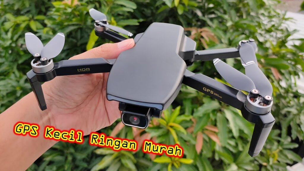 L108 ~ Drone GPS Brushless Bagus Murah 1,4 Jutaan