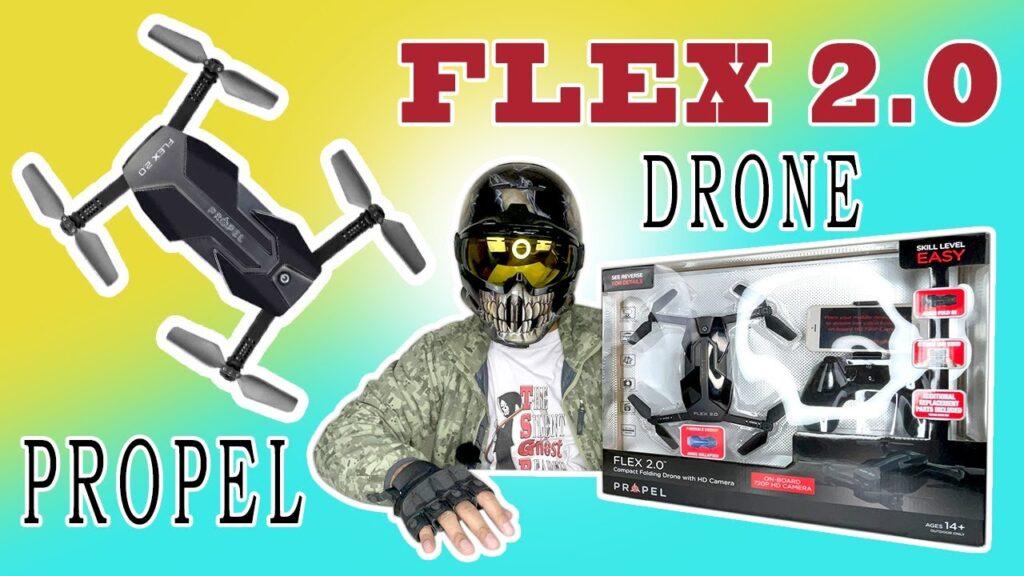 Propel Flex 2.0 Compact Folding Drone