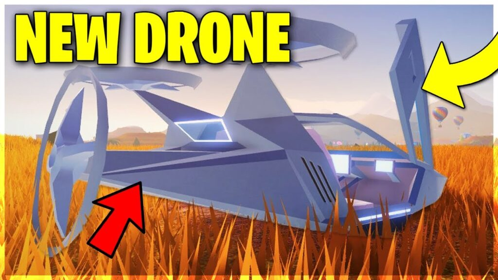 Roblox Jailbreak DRONE Update Is Here|| Jailbreak RB Battle Leaks (Roblox)