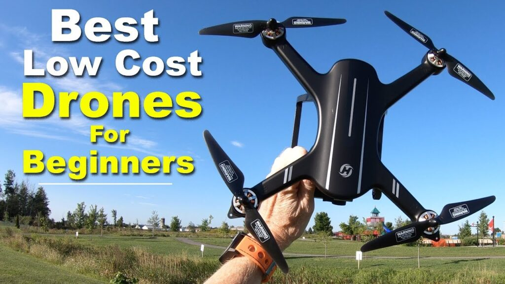 The BEST Low Cost DRONES for BEGINNERS (part 1) – My Recommendations