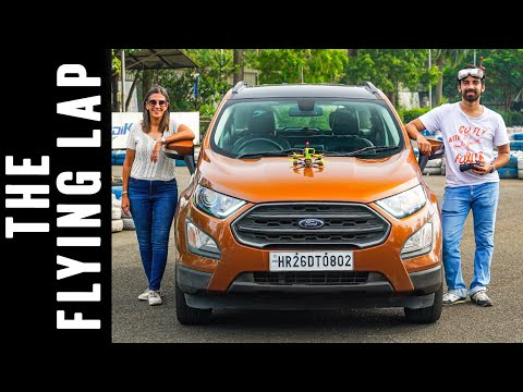 The Ford Ecosport Takes on a Racing Drone | Special Feature | Autocar India